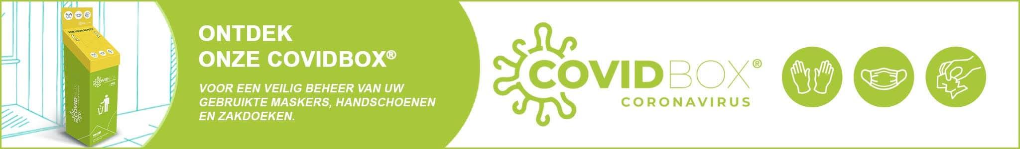 Ontdek onze COVIDBOX
