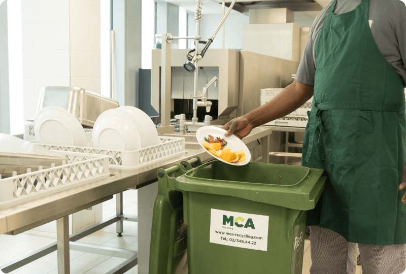 Your organic waste
