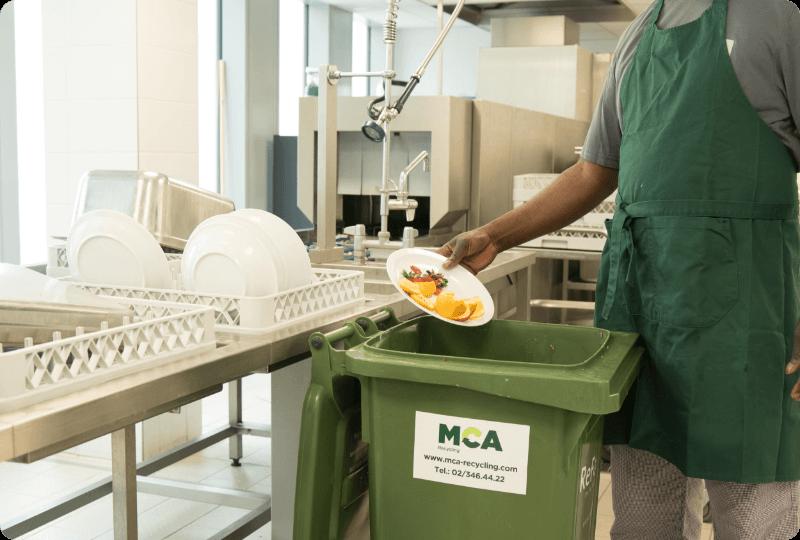 Vos déchets organiques